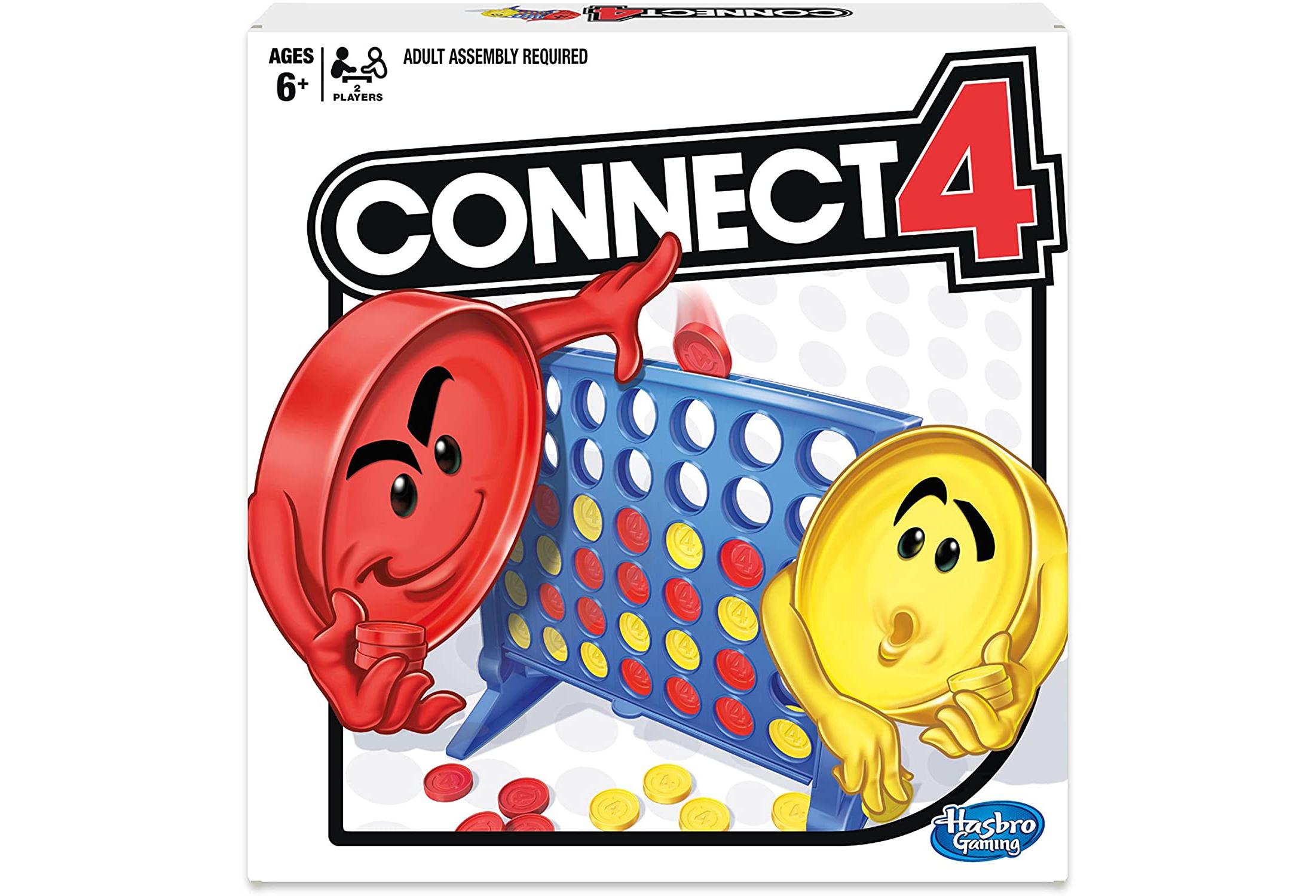 Connect 4, l'un des meilleurs jouets de Noël 2021