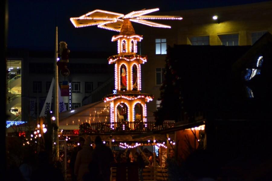 Marché de Noël de Bristol 2021