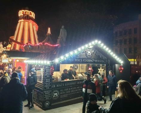 Les meilleurs marchés de Noël du Royaume-Uni - Harrogate