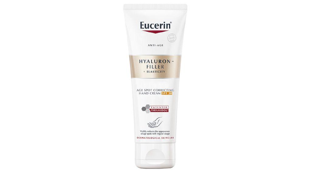 Eucerin Hyaluron Filler - Crème pour les mains corrigeant les taches de vieillesse
