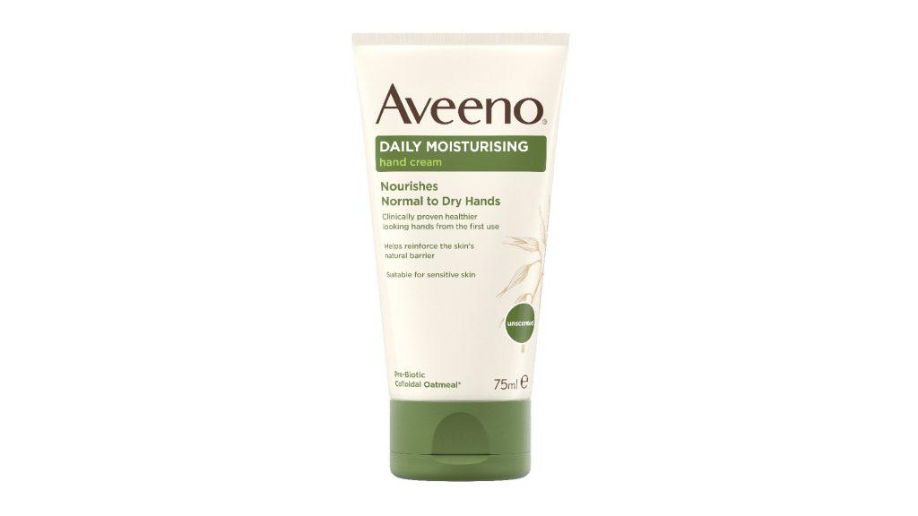 Crème pour les mains Aveeno Daily Moisturising
