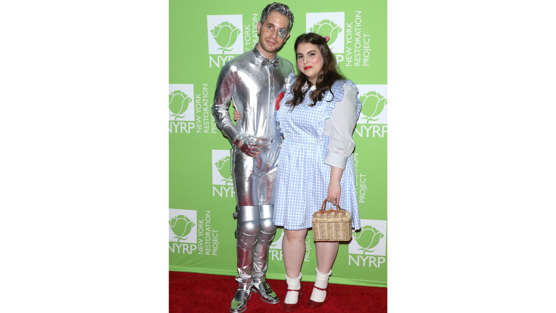 Costumes de couple du Magicien d'Oz pour Halloween