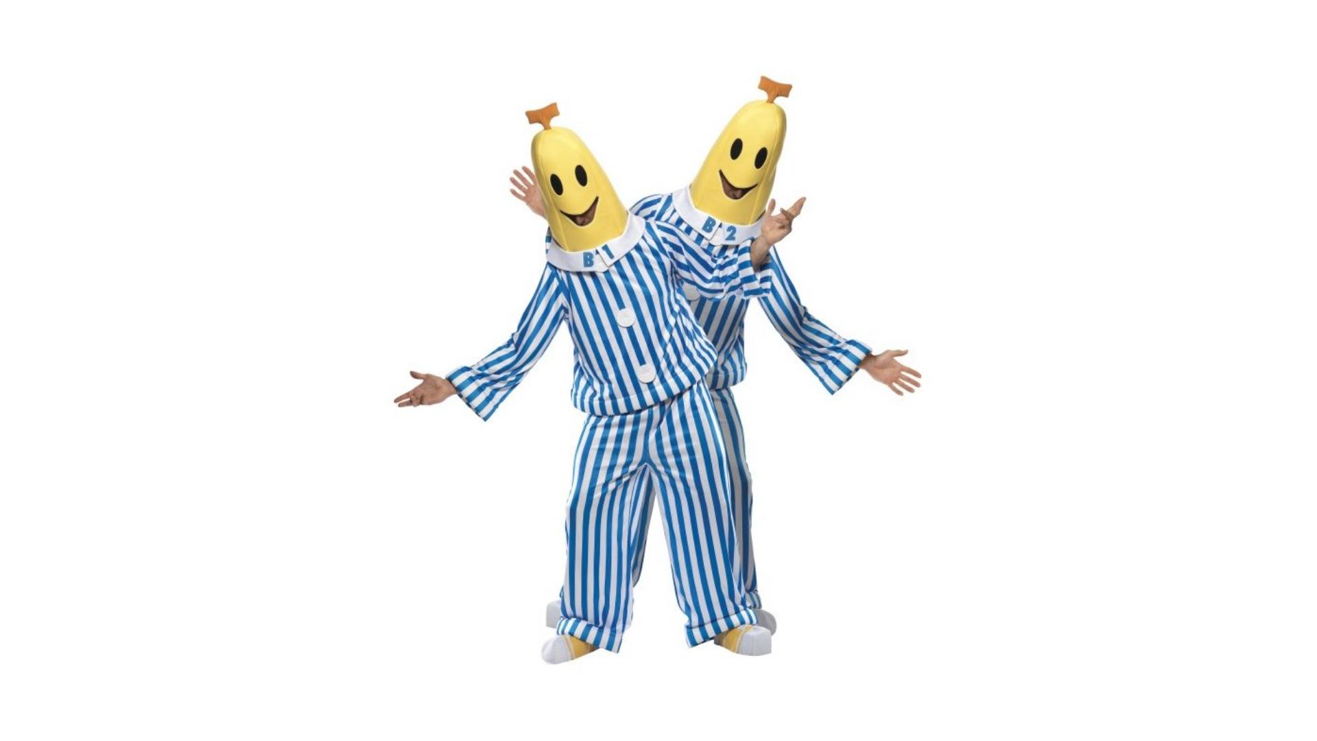Costumes de couple pour Halloween de Bananas in Pyjamas