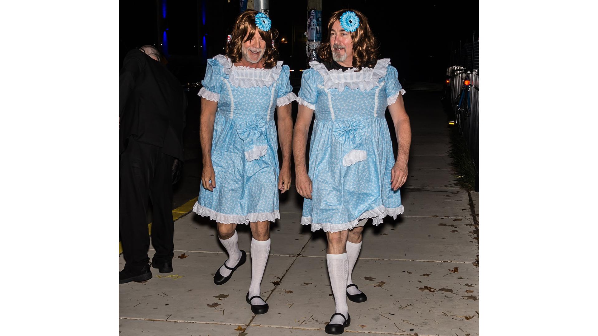 Les jumeaux Shining : costumes de couple pour Halloween