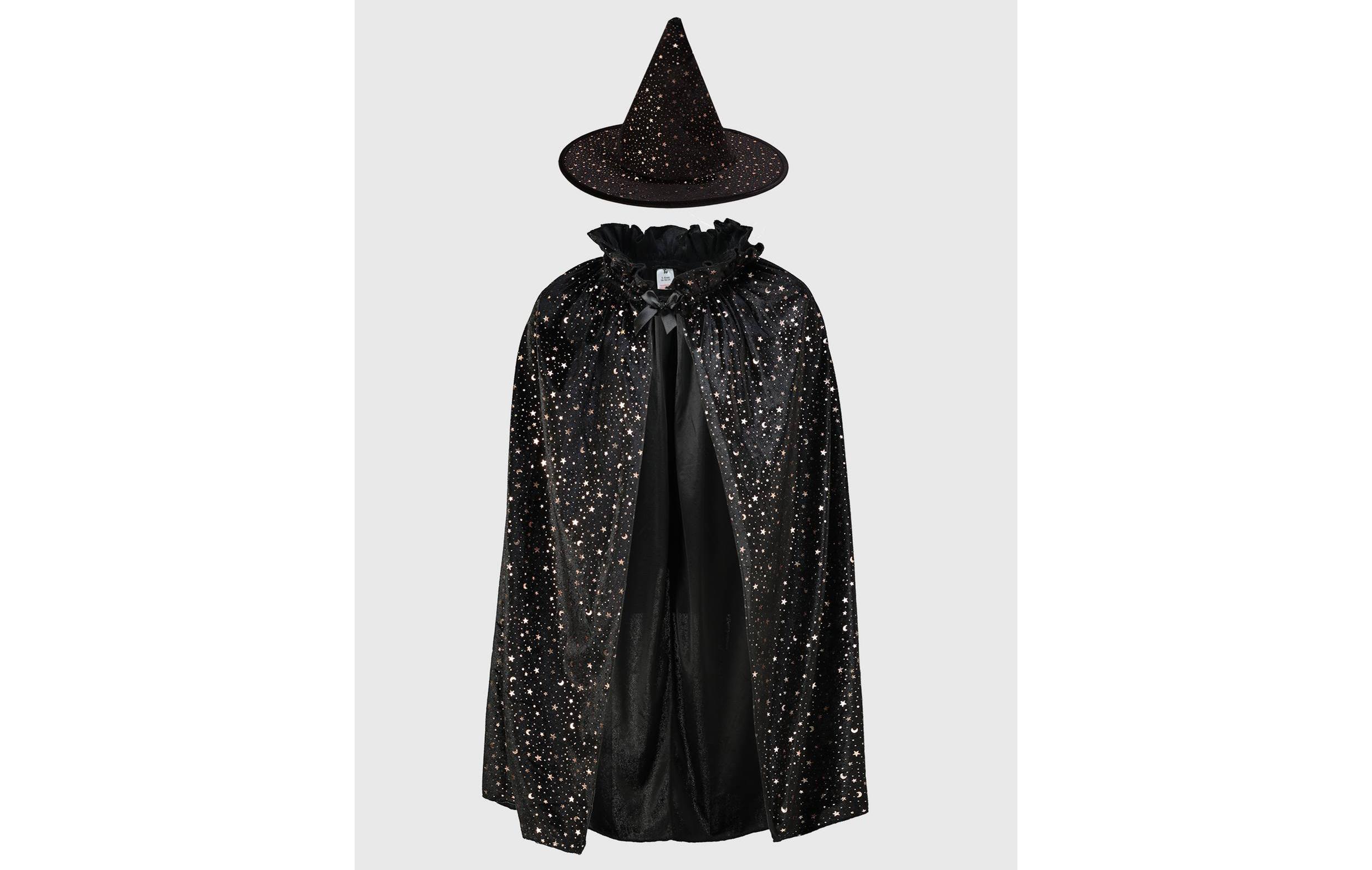 Costume d'halloween pour enfants sorcières