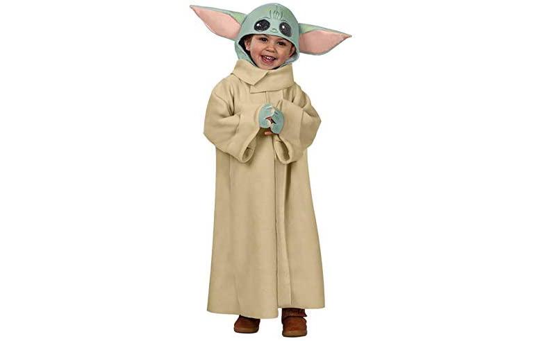 Costume de bébé Yoda pour enfants