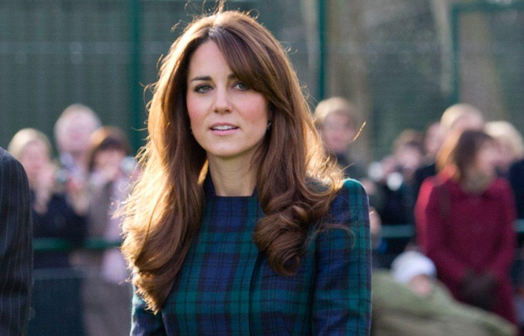 Catherine, Duchesse de Cambridge, participe à une journée d'activités et de festivités à l'occasion de la St Andrew's Day.