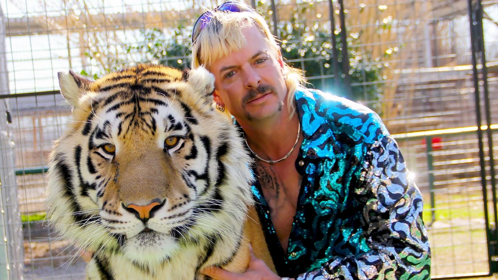 Netflix Tiger King Joe Exotic