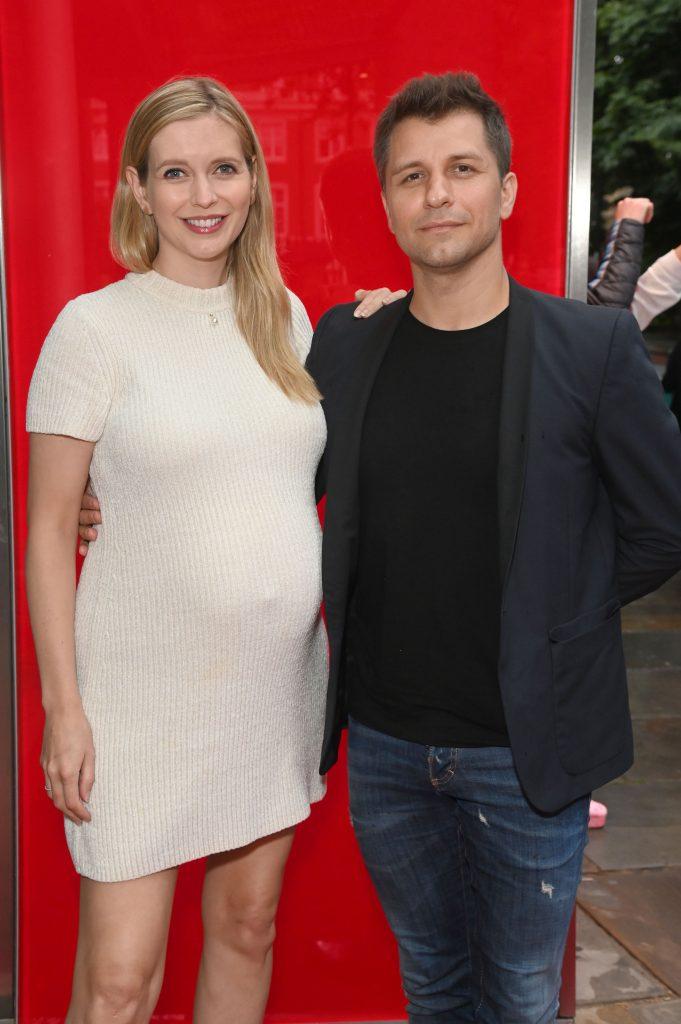 Rachel Riley et Pasha Kovalev
