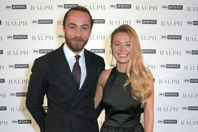 James Middleton et sa femme Alizée Thevenet