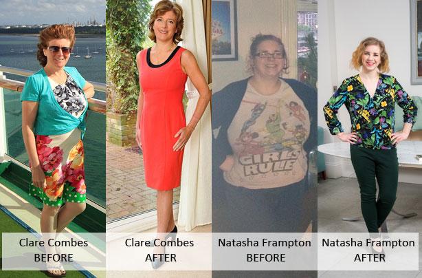 personnes qui ont perdu du poids en suivant le régime Jane Plan