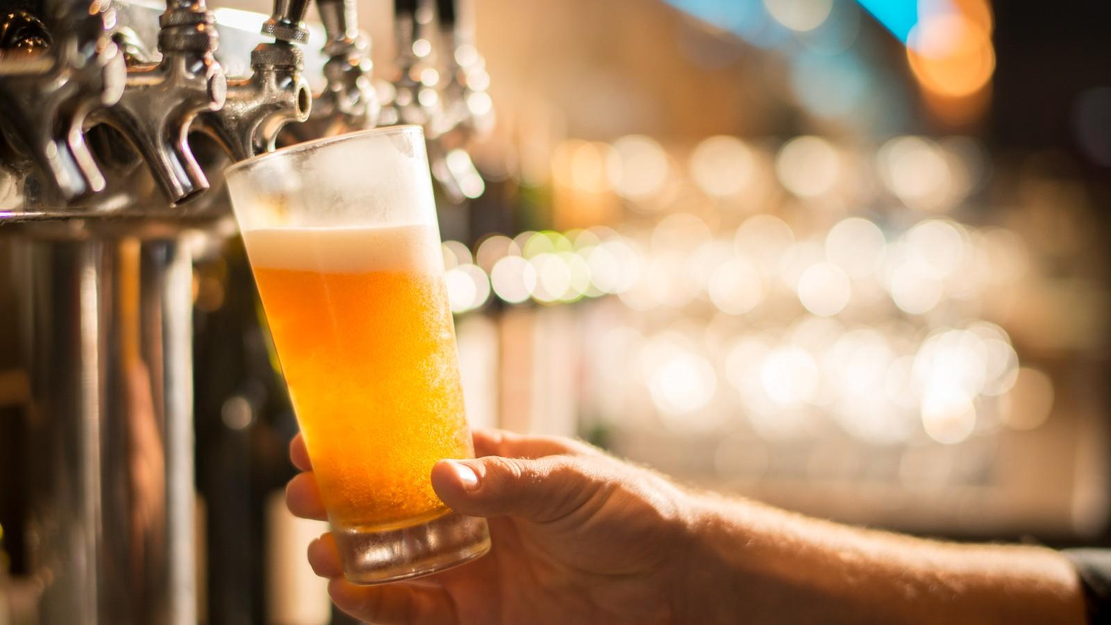 Wetherspoons manque de bière