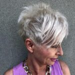 edgy haircuts for older women