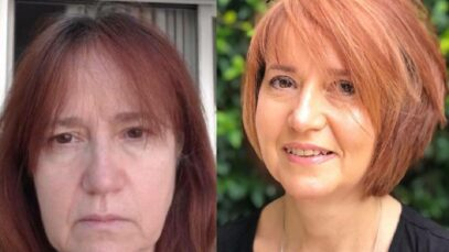 Fall hair colors for women over 50