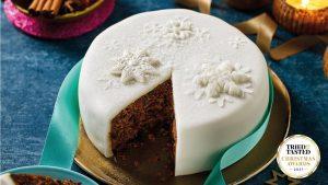 Le meilleur gâteau de Noël Morrisons
