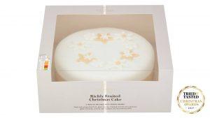 meilleur gâteau de Noël Waitrose
