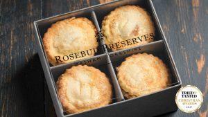 Les meilleures tourtes aux fruits secs conservées par Rosebud