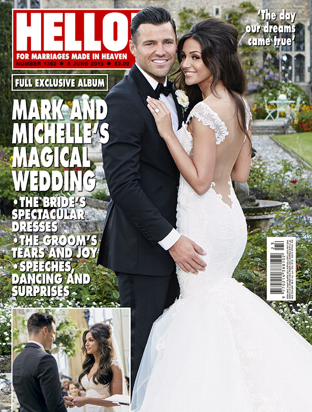 Mark Wright et Michelle Keegan se marient.