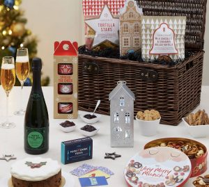 Marks and Spencers Classic Ultimate Christmas hamper (Panier de Noël ultime)
