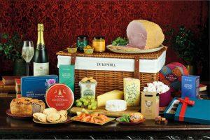 Dukeshill La Boîte à Délices Paniers de Noël de produits alimentaires
