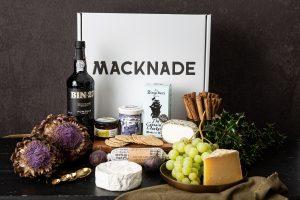 Panier de fromages Macknade