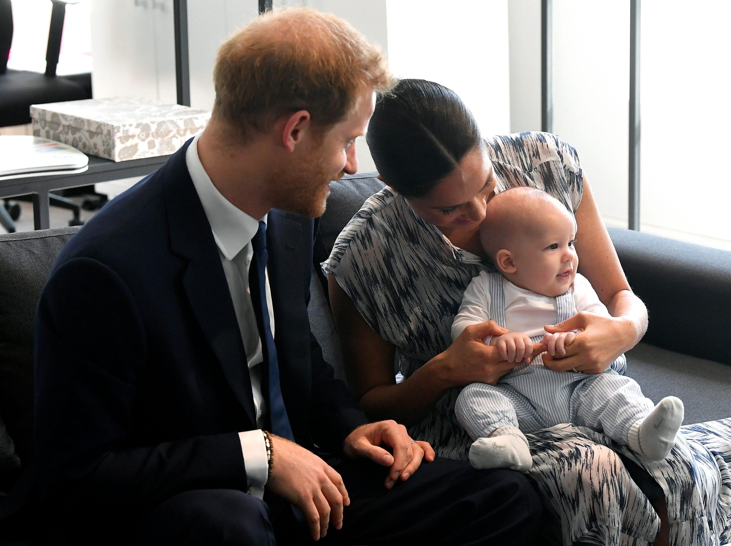 Prince Harry, Meghan Markle et Archie, le lien du Prince Harry avec Lilibet