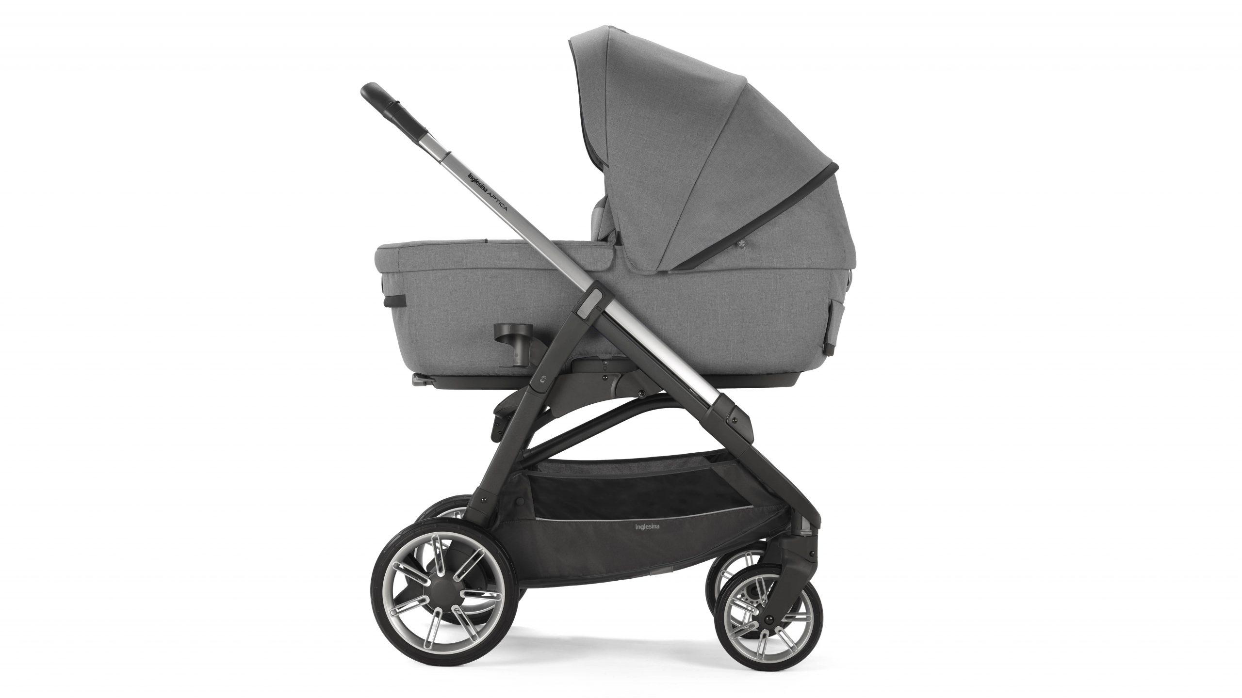 Les meilleures poussettes pour les nouveau-nés : Inglesina Aptica System Quattro