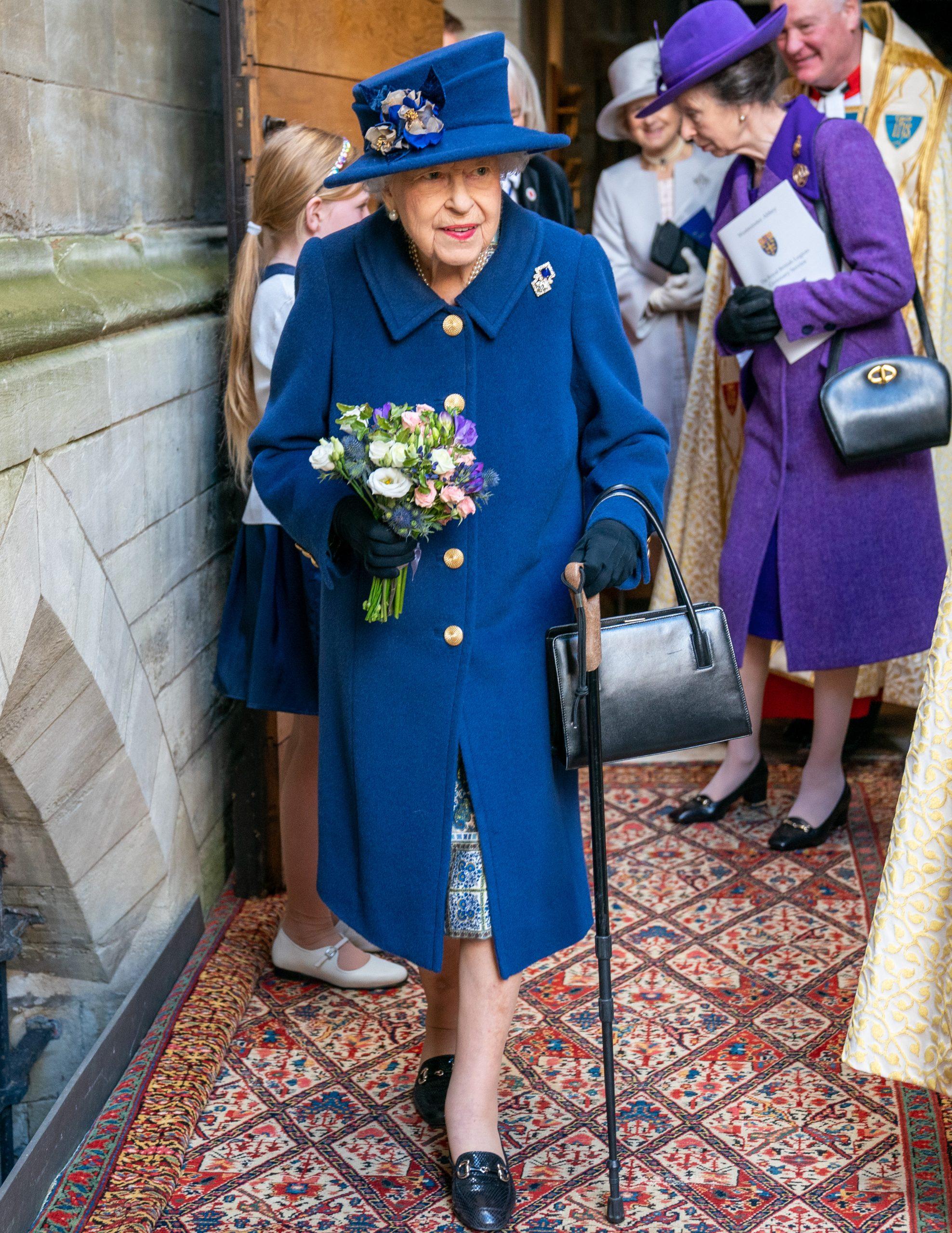 La Reine, La Reine a suscité des craintes pour la santé