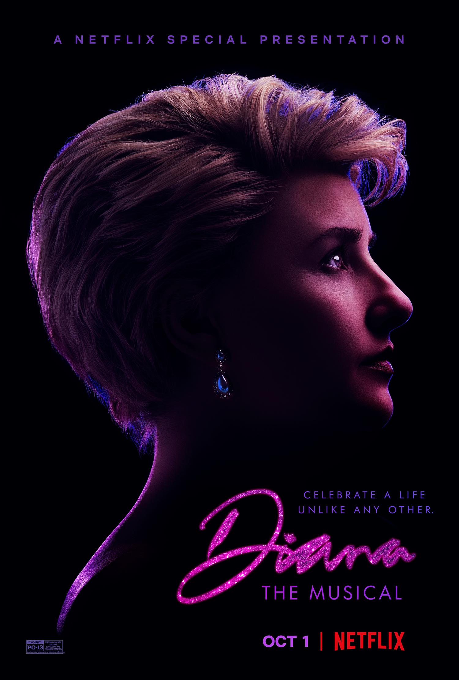 Diana The Musical Netflix