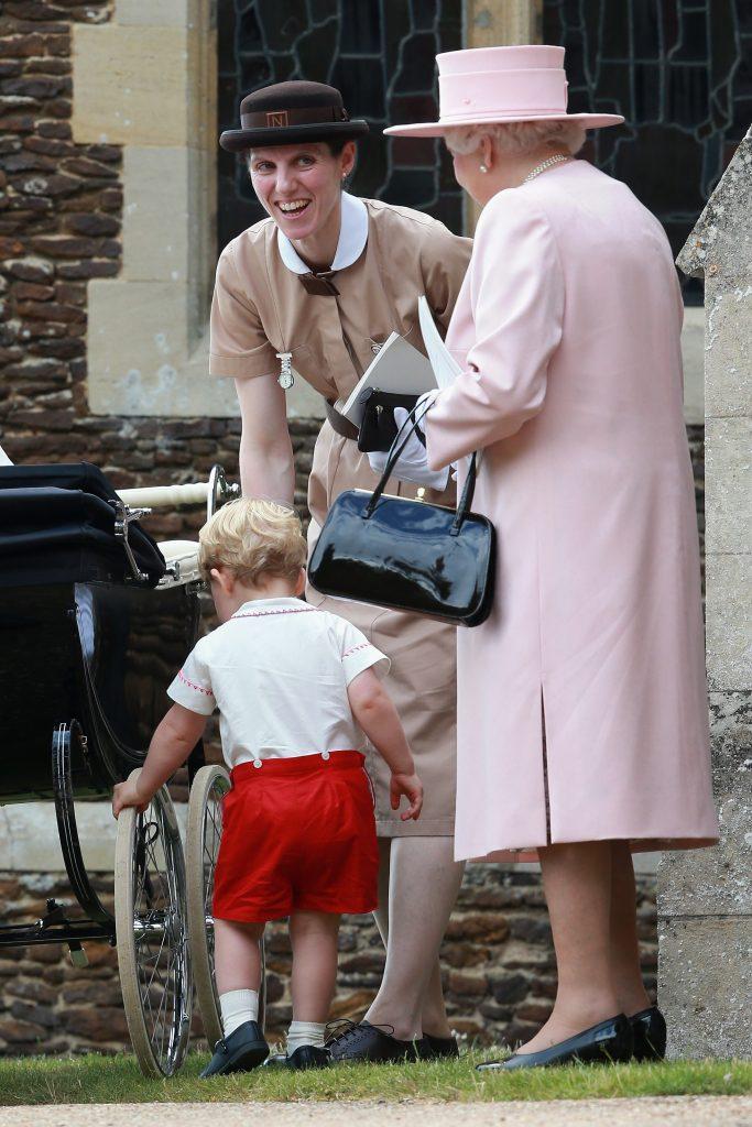 La Reine Prince George Norland Nanny, le lien du Prince Harry avec Lilibet
